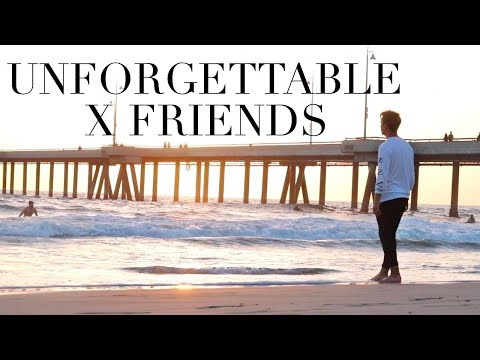 French Montana X Justin Bieber - Unforgettable X Friends Cover