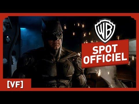Justice League - Spot VF