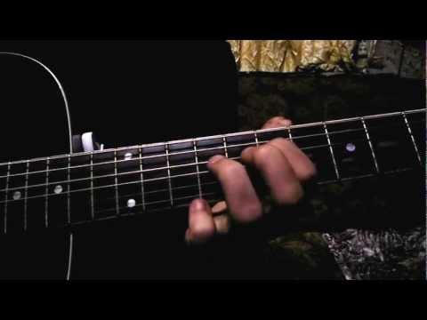 концу мелодии на гитаре видеоразбор тушенная
