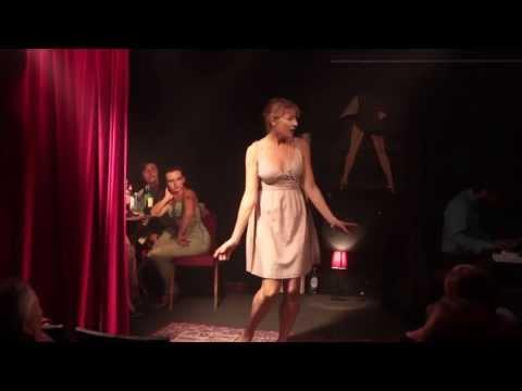 Kabaret Pożar w Burdelu - Ania z Polski: Chcę na etat