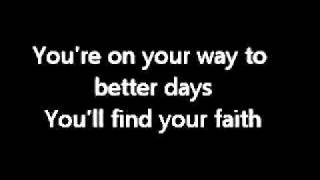 Breaking Benjamin - Better Days [Lyrics]