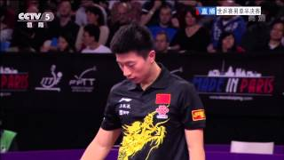 Table Tennis Highlights, Video - 2013 WTTC (ms-sf) WANG Hao - MA Long [HD] [Full match/Chinese]