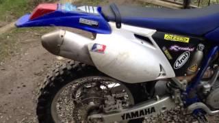 10. Yamaha WR450F 2006
