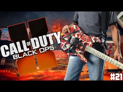 "Playing Guitar on Call of Duty! – ""WTF IS GOING ON"""