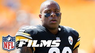 Left on a Doorstep As a Baby to the Doorstep of the NFL: Terrell Watson's Story | NFL Films Presents