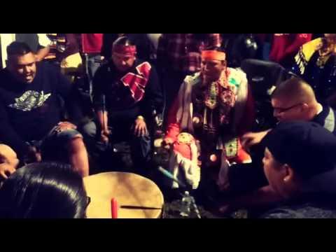 STANDING HORSE LIVE 2015 MACY POWWOW ft SOUP JUICE
