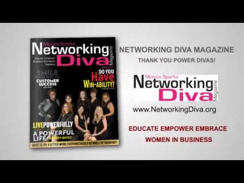 Networking Diva Magazine January