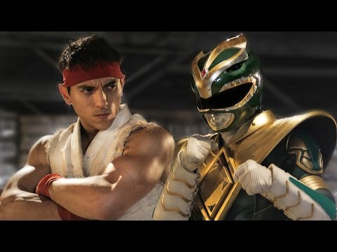 GREEN RANGER vs RYU - Super Power Beat Down (Episode 15)