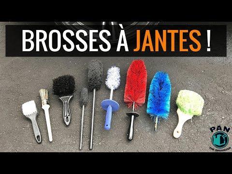 Les Meilleures Brosses à Jantes!!!