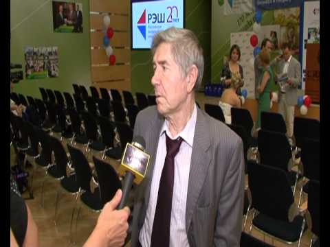 Valery Makarov (Präsident der NES) über die Errichtung der Schule