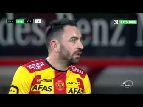 Yellow Red KV Koninklijke Voetbalclub Mechelen 2-3...