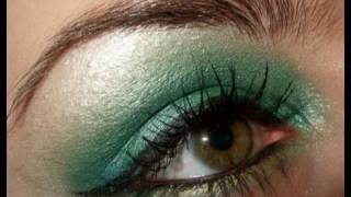 My spring/summer 2010 Mermaid makeup look