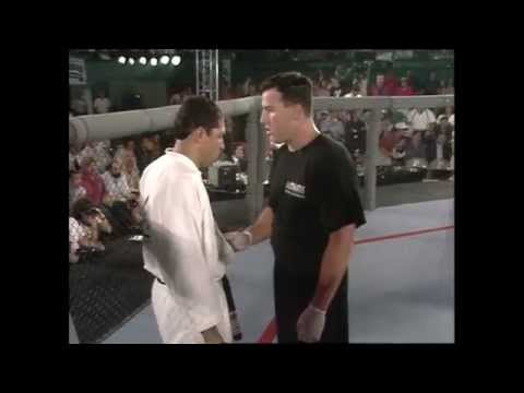 Royce Gracie vs Kimo Leopoldo Full Fight at UFC 3