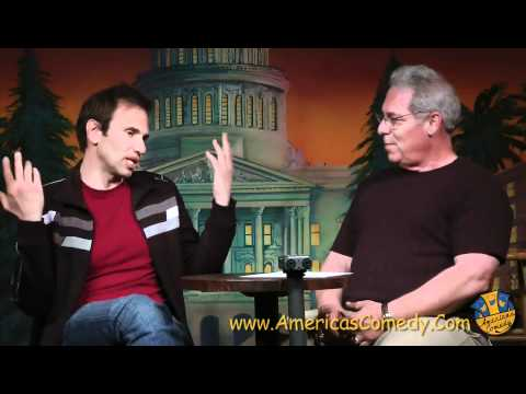 An Intimate Interview with Comedian Paul Mecurio Part 3