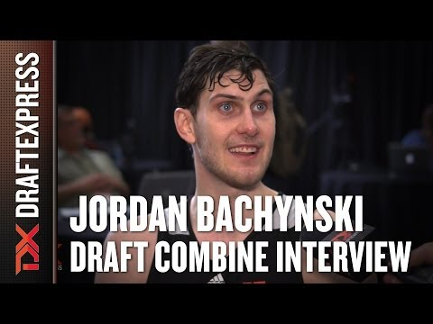Jordan Bachynski Draft Combine Interview