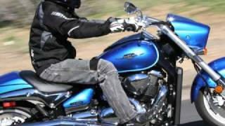 10. 2009 Muscle Cruiser Shootout - Suzuki M90 vs Star Warrior