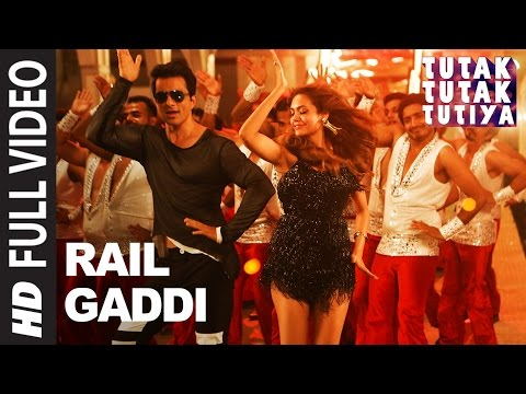 Rail Gaddi Full Video Song   Tutak Tutak Tutiya   Prabhudeva   Sonu Sood   Esha Gupta   Navraj Hans