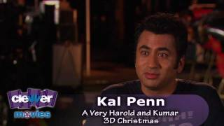 Nonton Kal Penn 'A Very Harold and Kumar 3D Christmas' Interview Film Subtitle Indonesia Streaming Movie Download