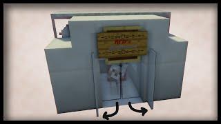 The SMART Minecraft Command Block Dog House! (command block tutorial)