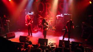 CANNIBAL CORPSE - Hudson Valley DeathFest (Nov 25, 2012)