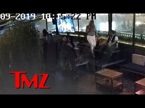 Surveillance Video Shows Cuba Gooding Jr. Put Hand On Accuser | TMZ