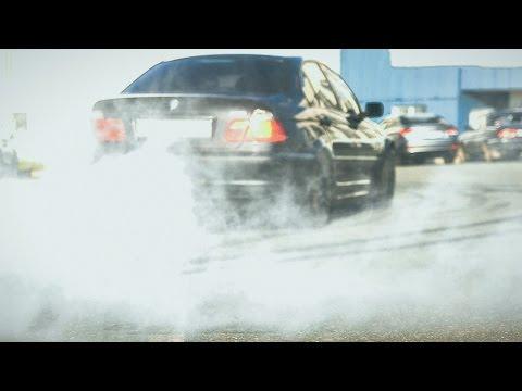 Ехай на BMW 318i E46 - Чёрная молния
