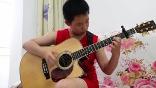 12 Year-Old Self-taught Chinese Guitar Prodigy Plays AC/DC's Thunderstruck on Acoustic. I stumbled across this video online and it soon went viral on Chinese ...
