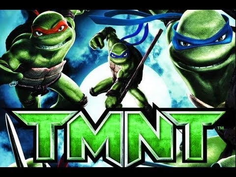 teenage mutant ninja turtles gamecube iso