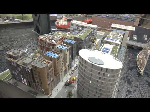 Hamburg im Miniatur Wunderland 2018