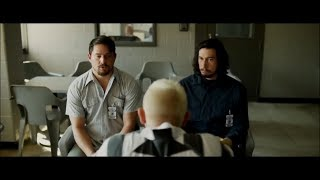 Nonton Adam Driver as: CLYDE - Logan Lucky (2017) - Best Scenes Film Subtitle Indonesia Streaming Movie Download