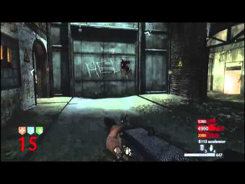 Call Of Duty: World At War. Zombies: Der Riese. FULL GAME
