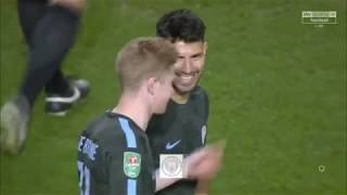 Brisol City vs Manchester City 2 3-All Goals & Extended Highlights-23-01-2018 HD   YouTube