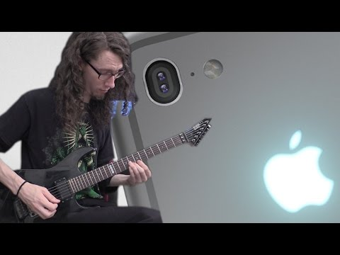 A Metal Tribute to iPhone Ringtones