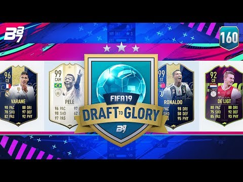 TWITCH VIEWERS BUILD THE DRAFT!  FIFA 19 DRAFT TO GLORY #160
