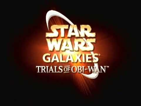 Star Wars Galaxies : Trials of Obi-Wan PC