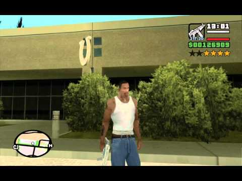 Starter Save - Part 7 - The Chain Game - GTA San Andreas PC - complete walkthrough -achieving ??.??%
