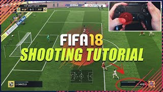 Video THE BEST SHOOTING TECHNIQUES IN FIFA 18 - SCORE ALMOST EVERY TIME | FIFA 18 SHOOTING TUTORIAL MP3, 3GP, MP4, WEBM, AVI, FLV Agustus 2018