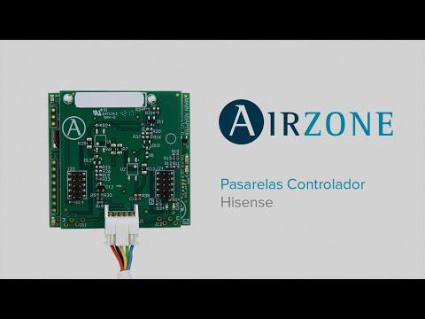 Pasarela Controlador Airzone - Hisense
