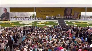 Vídeo-resum de la missa d'acció de gràcies per la beatificació d'Álvaro del Portillo