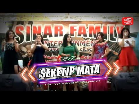 SEKETIP MATA - Voc. All Artis SINAR FAMILY Entertainment