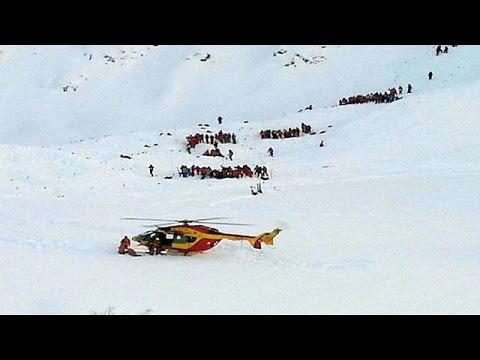 Γαλλικές Άλπεις: Φονική χιονοστιβάδα με θύματα μαθητές