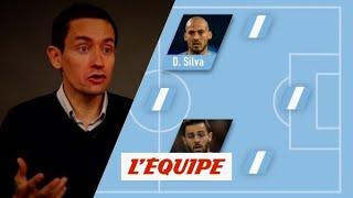 Download Video David et Bernardo Silva, les faux jumeaux de Manchester City - Foot - C1 MP3 3GP MP4