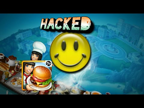 (Without Root)Cooking Fever Hacked By Lucky Patcher
