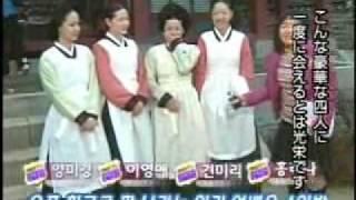 韓国ドラマ宮廷女官チャングムの誓い大長今撮影風景
