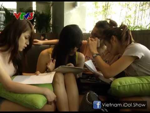 [Vietnam Idol 2012] FULL Tập 5 – Top 32 – Vòng Nhà Hát (Phần Hát Nhóm) – 1/4