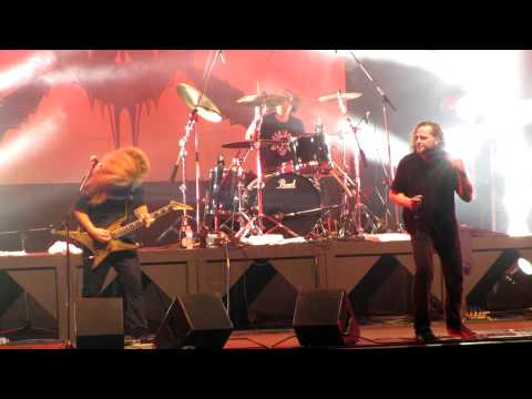 Voivod - Target Earth (New Song) Live In Chicoutimi - June 29, 2012 online metal music video by VOIVOD