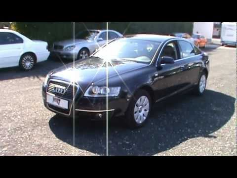 2007 Audi A6 2.0 TDI Multitronic Full Review,Start Up, Engine, and In Depth Tour