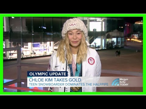 What's next for Chloe Kim after winning Olympic gold- Newsnow Channel