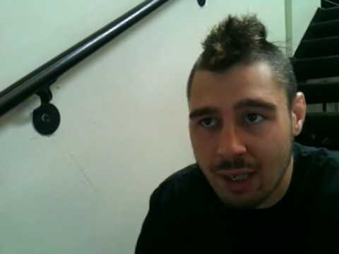 Dan Hardy calls out Carlos Condit and talks upcomming fight at UFC 120