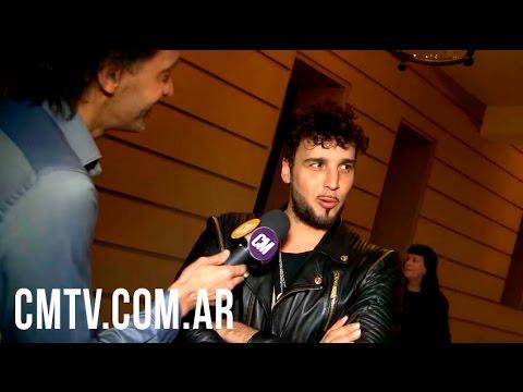 Dante video Entrevista  - Fashion Meets Rock 2016